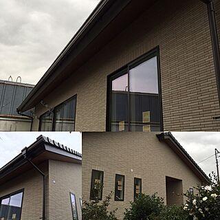 壁/天井/新築建築中/タイル貼り/タイル壁のインテリア実例 - 2015-12-13 16:52:28