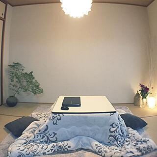 女性同棲4LDK、IKEA照明に関するTenさんの実例写真