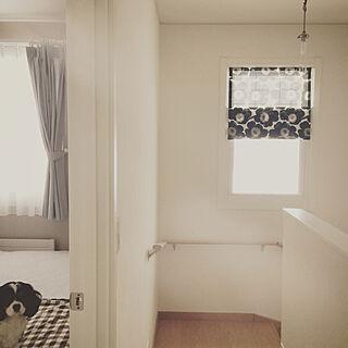 女性35歳の家族暮らし3LDK、マリメッコに関するapiさんの実例写真