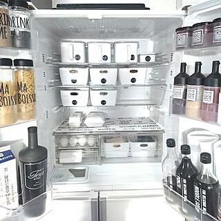 冷蔵庫の人気の写真(RoomNo.2156512)