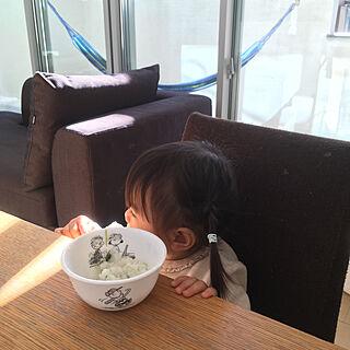 女性41歳の家族暮らし4LDK、コレールに関するutayukaさんの実例写真
