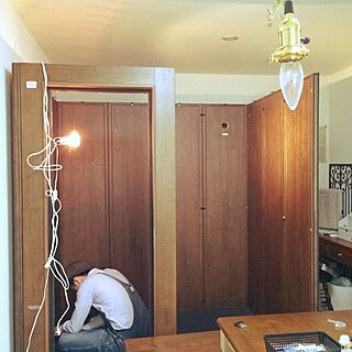 その他家族暮らし3LDK、日本の自宅(賃貸中)に関するhappy_bridgeさんの実例写真