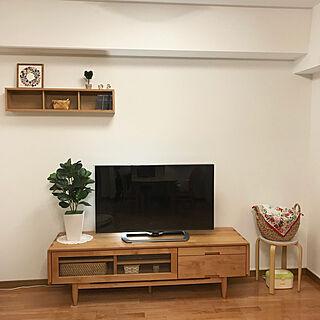 女性30歳の家族暮らし3LDK、こども家具に関するRisaさんの実例写真