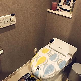 バス/トイレ/トイレ 収納/トイレのインテリア実例 - 2018-08-19 07:46:04