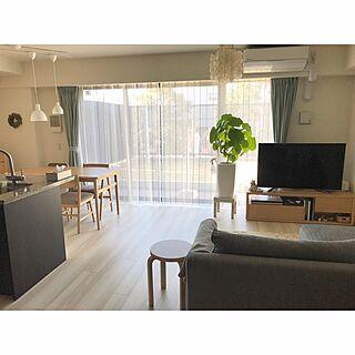女性家族暮らし3LDK、アルテック スツール60に関するsaki_homeさんの実例写真