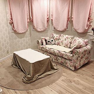 女性家族暮らし、パノラマ窓に関するkirakirarisaさんの実例写真