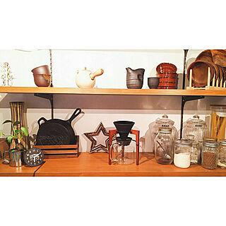 女性38歳の家族暮らし、カフェ風コーナーに関するcolonさんの実例写真