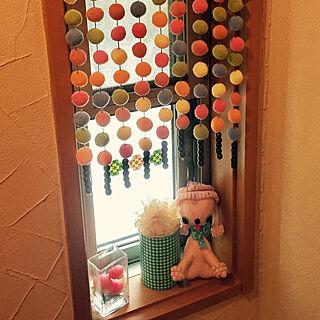 女性40歳の家族暮らし、ステンドグラス風に関するbimoさんの実例写真