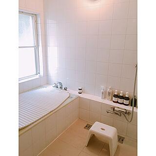 家族暮らし、お風呂で水やりに関するLOKKIさんの実例写真