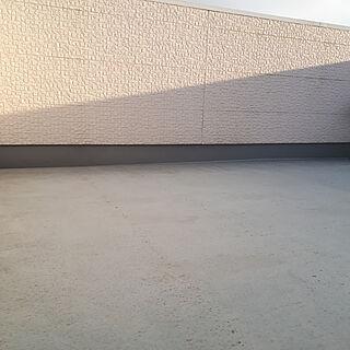 玄関/入り口/山善ウッドパネルモニター応募/屋上のインテリア実例 - 2018-02-12 16:23:32