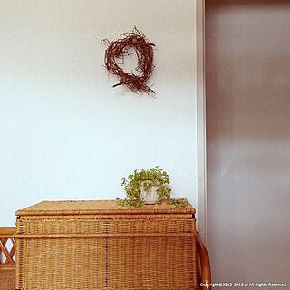 女性家族暮らし、枯れ草に関するai.さんの実例写真