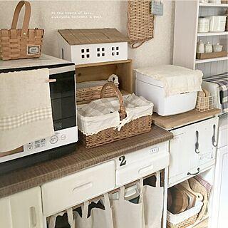 キッチン棚の人気の写真(RoomNo.2332236)