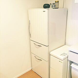 キッチン/冷蔵庫さよなら/冷蔵庫壊れた/R-S26XMV/HITACHIの冷蔵庫...などのインテリア実例 - 2015-09-17 22:37:08