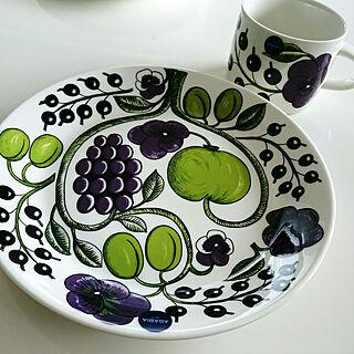 家族暮らし4DK、お皿?!に関するtora3さんの実例写真