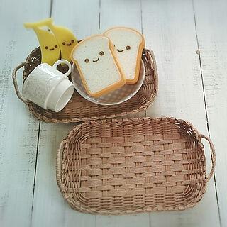 女性39歳の家族暮らし、Lounge 食パン型スポンジに関するmiho.okuさんの実例写真
