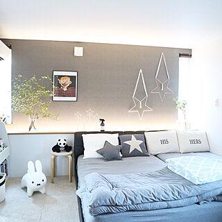 寝室の壁の人気の写真(RoomNo.2997141)