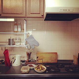 女性37歳の家族暮らし、料理道具に関するmokurollさんの実例写真
