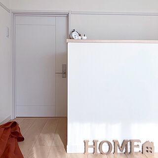 女性家族暮らし4LDK、桧家住宅に関するMamiyさんの実例写真