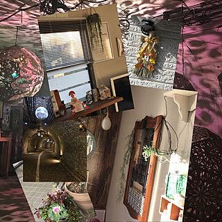 壁/天井/本年もどうぞよろしくお願いします!/今朝のリビング/袋田の滝光のトンネル/今年初投稿...などのインテリア実例 - 2019-01-04 08:56:10