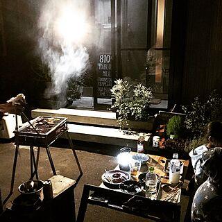 コールマン/BBQ/ガーデニング/夏/心地よい暮らし...などのインテリア実例 - 2016-08-11 07:01:06
