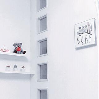 女性家族暮らし2LDK、ニトリ シンプルに関するCutemamaさんの実例写真