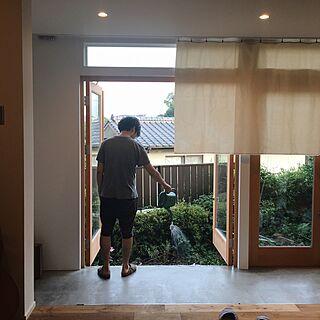 男性31歳の家族暮らし2LDK、戸建リノベーションに関する2n_houseさんの実例写真