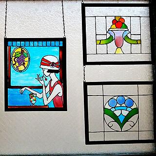 ガラス絵の具の人気の写真(RoomNo.3116251)