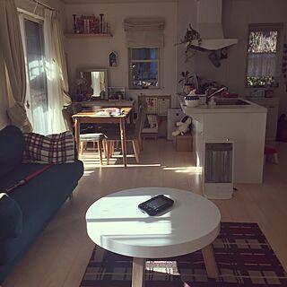 リビング/陽の光/フランフラン/Wii U/ゲーム...などのインテリア実例 - 2015-12-20 12:40:37