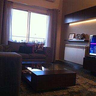 、decor living room に関するmghantousさんの実例写真