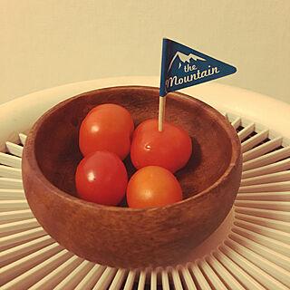 もぐもぐタイム/2年生はミニトマトのお世話/ミニトマト収穫/夏休み/こどもと暮らす...などのインテリア実例 - 2019-08-14 18:49:11