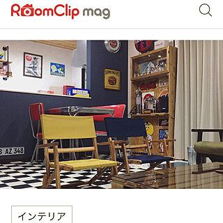 RoomClip mag/看板/男前インテリア/パレットDIY/BBQ...などのインテリア実例 - 2019-12-23 22:52:34