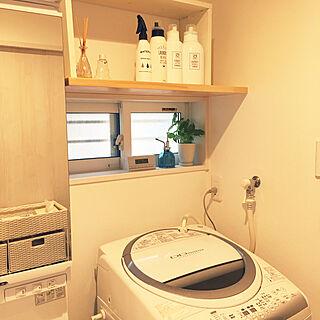 女性44歳の家族暮らし4LDK、洗剤ボトルに関するakoさんの実例写真