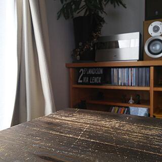 女性家族暮らし4LDK、音楽好きに関するpoemwalkさんの実例写真