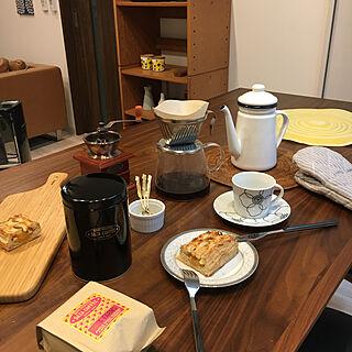 キッチン/カフェ風/北欧インテリア/SAZA COFFEE/コーヒータイム...などのインテリア実例 - 2019-01-26 21:14:03