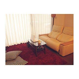 、リクライニングソファに関するさんの実例写真