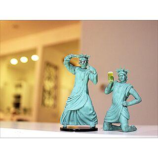 、自由の女神に関するcheeさんの実例写真