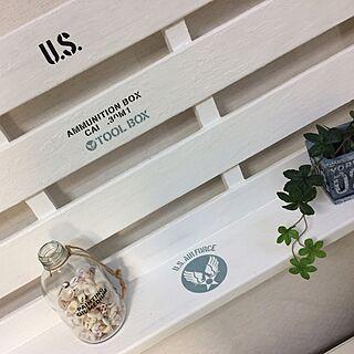 DIY/ベッド周り/ナチュラル/スノコリメイク/観葉植物...などのインテリア実例 - 2017-06-27 00:01:31
