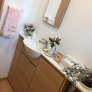 、手洗いに関するcherryさんの実例写真