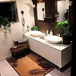 洗面台の人気の写真(RoomNo.2556709)