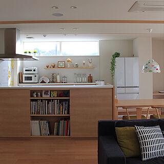 女性家族暮らし、天井=電気に関するmekichinさんの実例写真
