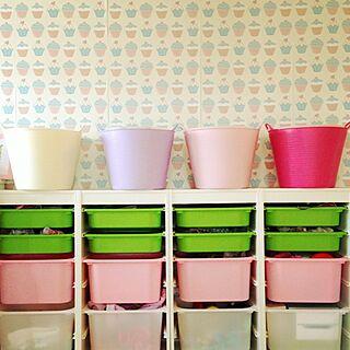 棚/子供の部屋/雑貨/IKEAのインテリア実例 - 2013-08-21 12:46:40