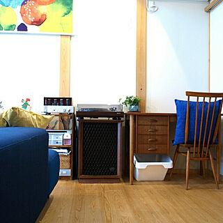 女性家族暮らし3LDK、北欧家具に関するkuracirica_mycoさんの実例写真