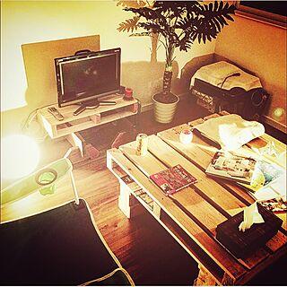 男性42歳の家族暮らし4LDK、コールチェアに関するmotomaki_zaouさんの実例写真