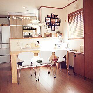 女性家族暮らし3LDK、ヤマト工芸に関するmeeさんの実例写真