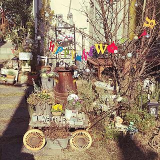 女性家族暮らし4LDK、ミルク缶に関するmichi-michi39さんの実例写真