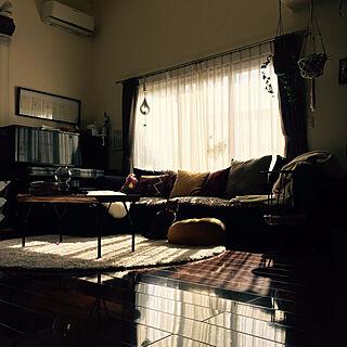 家族暮らし、MINI PUUFに関するakkorosukeさんの実例写真