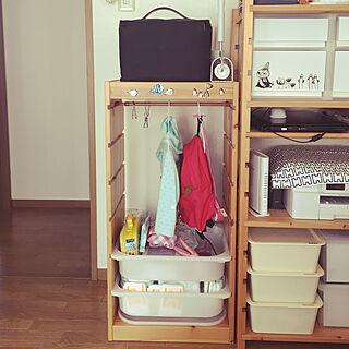 リビング/IKEA/賃貸でも楽しく♪/整理収納アドバイザー/整理収納...などのインテリア実例 - 2017-09-26 13:34:05