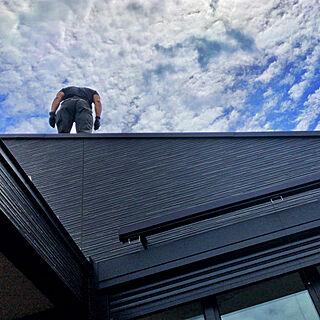 壁/天井/屋根/太陽光発電/屋根の点検/白の世界...などのインテリア実例 - 2018-07-06 15:23:37