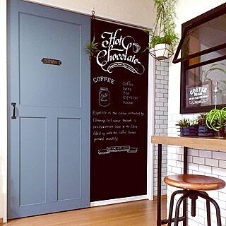 リビング/DIY/ベンジャミンムーア/cafe風/cafe...などのインテリア実例 - 2016-05-07 20:16:53