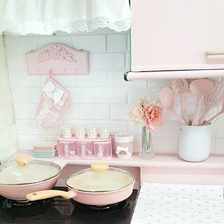 女性一人暮らし、Pinkに関するeunmiさんの実例写真